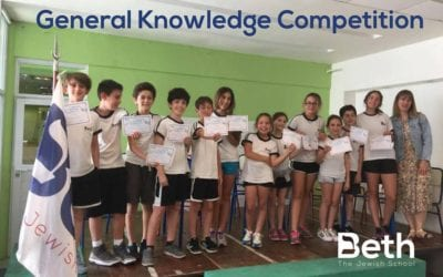 General Knowledge Competition 2016